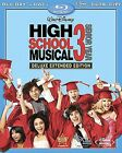 High School Musical 3: Senior Year (Blu-ray Disc, 2009, 2-Disc Set, Deluxe Extended Edition with DisneyFile and DVD)
