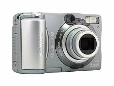 Canon PowerShot Less than 4x Digital Zoom Cameras