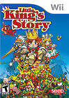Little King's Story Role Playing Nintendo Wii Video Games