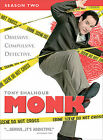 Monk - Season 2 (DVD, 2005, 4-Disc Set) (DVD, 2005)