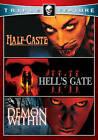 Half Caste/Demon Within/Hells Gate 11:11 (DVD, 2010, 2-Disc Set)