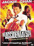 The Accidental Spy (DVD, 2002)