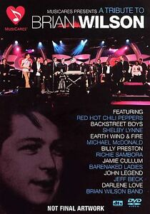 A Tribute To Brian Wilson (DVD, 2007) Free Shipping!