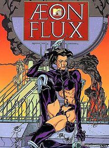 Aeon Flux (DVD, 1997) - Honolulu, Hawaii, United States - Aeon Flux (DVD, 1997) - Honolulu, Hawaii, United States