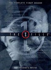 The X-Files - The Complete First Season (DVD, 2000, 7-Disc Set)