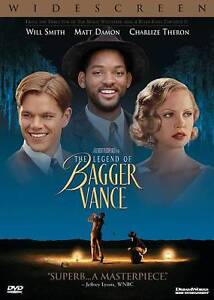 The Legend Of Bagger Vance DVD, 2001  - $5.00
