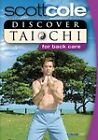 Scott Cole - Discover Tai Chi For Back Care Gentle Workout (DVD, 2009)
