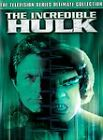 The Incredible Hulk - The Televison Series Ultimate Collection (DVD, 2003, 6-Disc Set)