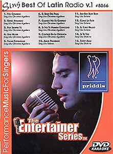 Best-Of-Latin-Radio-DVD-Best-Of-Color-Karaoke-Ntsc-NEW-STILL-SEALED