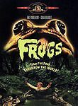 Frogs (DVD, 2000) MGM HORROR CLASSIC *RARE, 1972* RAY MILLAND SAM ELLIOTT-NEW!