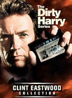 The Dirty Harry Series (DVD, 2001, 5-Disc Set, The Clint Eastwood Collection) (DVD, 2001)