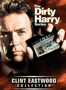 Image Is Loading The Dirty Harry Collection Dirty Harry Magnum Force