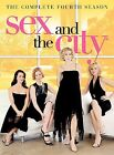 Sex and the City: The Complete Fourth Season (DVD, 2003, 3-Disc Set)