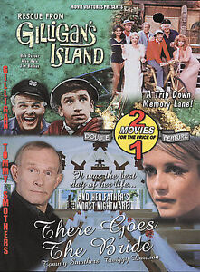 rescue from gilligans island there goe dvdnew