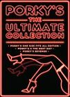 Porkys - The Ultimate Collection (DVD, 2007, 3-Disc Set)