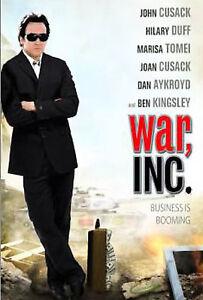 War-Inc-DVD-2008