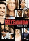 Widescreen Grey's Anatomy DVDs