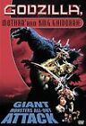 Godzilla, Mothra, and King Ghidorah: Giant Monsters All Out Attack (DVD, 2004) (DVD, 2004)