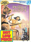 The Prince of Egypt (DVD, 2004)