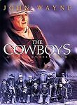 The-Cowboys-DVD-1998-Disc-Only