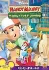 Handy Manny: Mannys Pet Roundup (DVD, 2008)