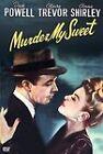 Murder, My Sweet (DVD, 2004)