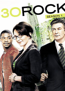 30 Rock: Season 1 (DVD, 2007, 3-Disc Set...