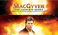 MacGyver The Complete Series [DVD]