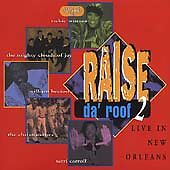 Raise-Da-Roof-2-Live-In-New-Orleans-Various-Art-CD