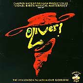 1994 London Palladium Cast  Oliver 1994 London Revival Cast Original Soundt - <span itemprop='availableAtOrFrom'>Andover, Hampshire, United Kingdom</span> - 1994 London Palladium Cast  Oliver 1994 London Revival Cast Original Soundt - Andover, Hampshire, United Kingdom