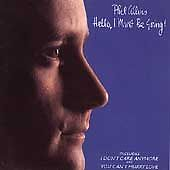 Phil Collins - Hello I Must Be Going (CD Album 1983) FREEPOST UK