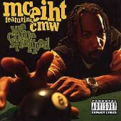 We-Come-Strapped-by-MC-Eiht-Cassette-Jul-1994-Epic-USA-FREE-SHIPPING-U-S-A