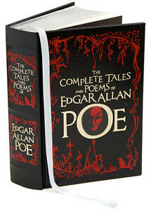 The Complete Tales and Poems of Edgar Allan Poe by Edgar Allan Poe (Leather /...