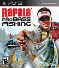 Rapala Pro Bass Fishing  (Sony Playstation 3, 2010) (2010)