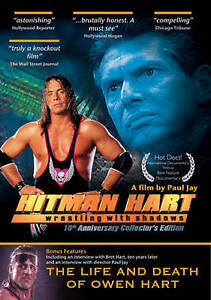 Hitman Hart: Wrestling With Shadows (DVD...