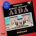 Aida (GA) von WP,Tebaldi,Herbert von Karajan,Simionato,Bergonzi (2007)