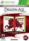 Dragon Age: Origins -- Ultimate Edition (Microsoft Xbox 360, 2010)