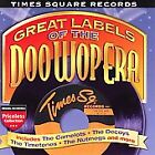 Great Labels of Doo Wop: Times Square by Various Artists (CD, May-2006, Collectables) : Various Artists (CD, 2006)