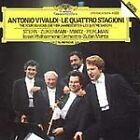 Vivaldi: The Four Seasons (CD, Oct-1986, Deutsche Grammophon)