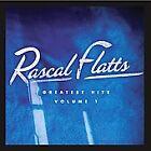 Greatest Hits, Vol. 1 by Rascal Flatts (CD, Oct-2008, 2 Discs, Lyric Street)
