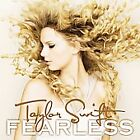 Fearless by Taylor Swift (CD, Nov-2008, Big Machine Records) : Taylor Swift (CD, 2008)