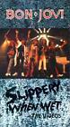 Bon Jovi - Slippery When Wet - The Videos (VHS)