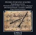 Doppelkonzert/Klarinettenkonzert/Concerto Espagn. von PKO,Klöcker,Arnold (1999)