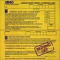 Signing Off von UB40 (1993)