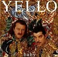 Mercury Yello-Pop Musik-CD 's Records-Label