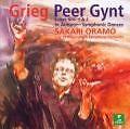 Peer Gynt Suites/+ von Oramo,CBSO (2000)