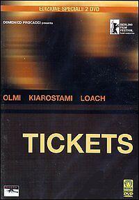 Tickets (2005) 2 DVD - Italia - Tickets (2005) 2 DVD - Italia
