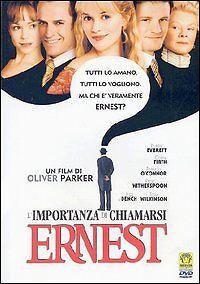 L' importanza di chiamarsi Ernest (2002) DVD ex rental