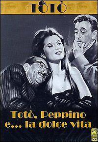 Totò, Peppino e la dolce vita (1961) DVD