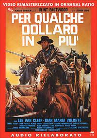 S-Leone-C-Eastwood-G-M-Volonte-PER-QUALCHE-DOLLARO-IN-PIU-039-nuovo-sigillato-DVD